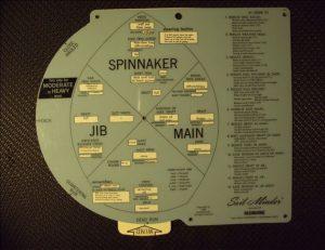 disque de papier comme outil de navigation