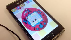 tamagochi app. android 203