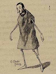Pinocchio Chiostri façon Maccus